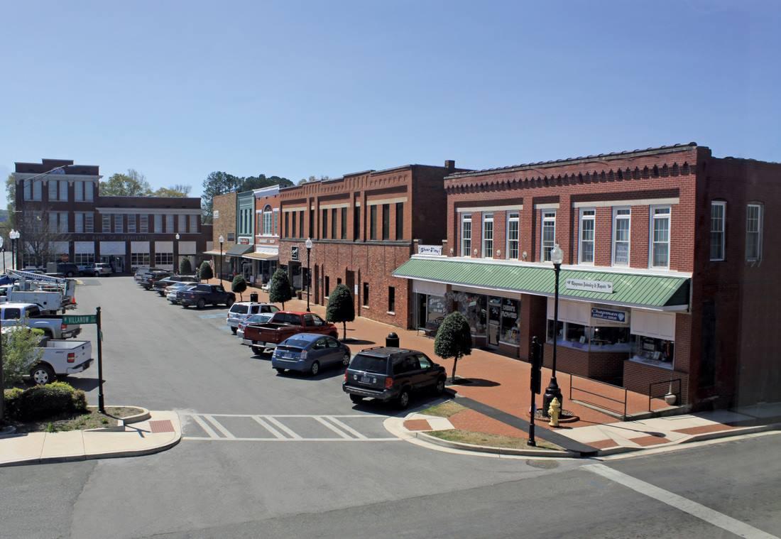 LaFayette, Georgia | Photo: LaFayette Downtown Development Authority