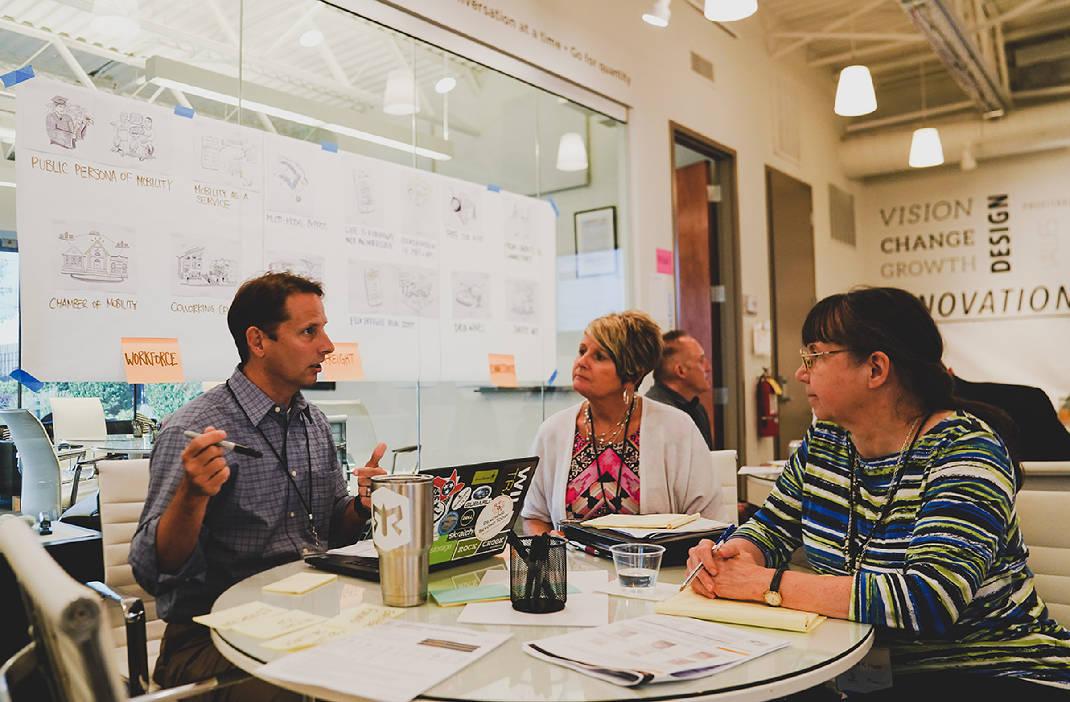 Thrive's Transportation Collaborative | Photo: Cobi Boykin