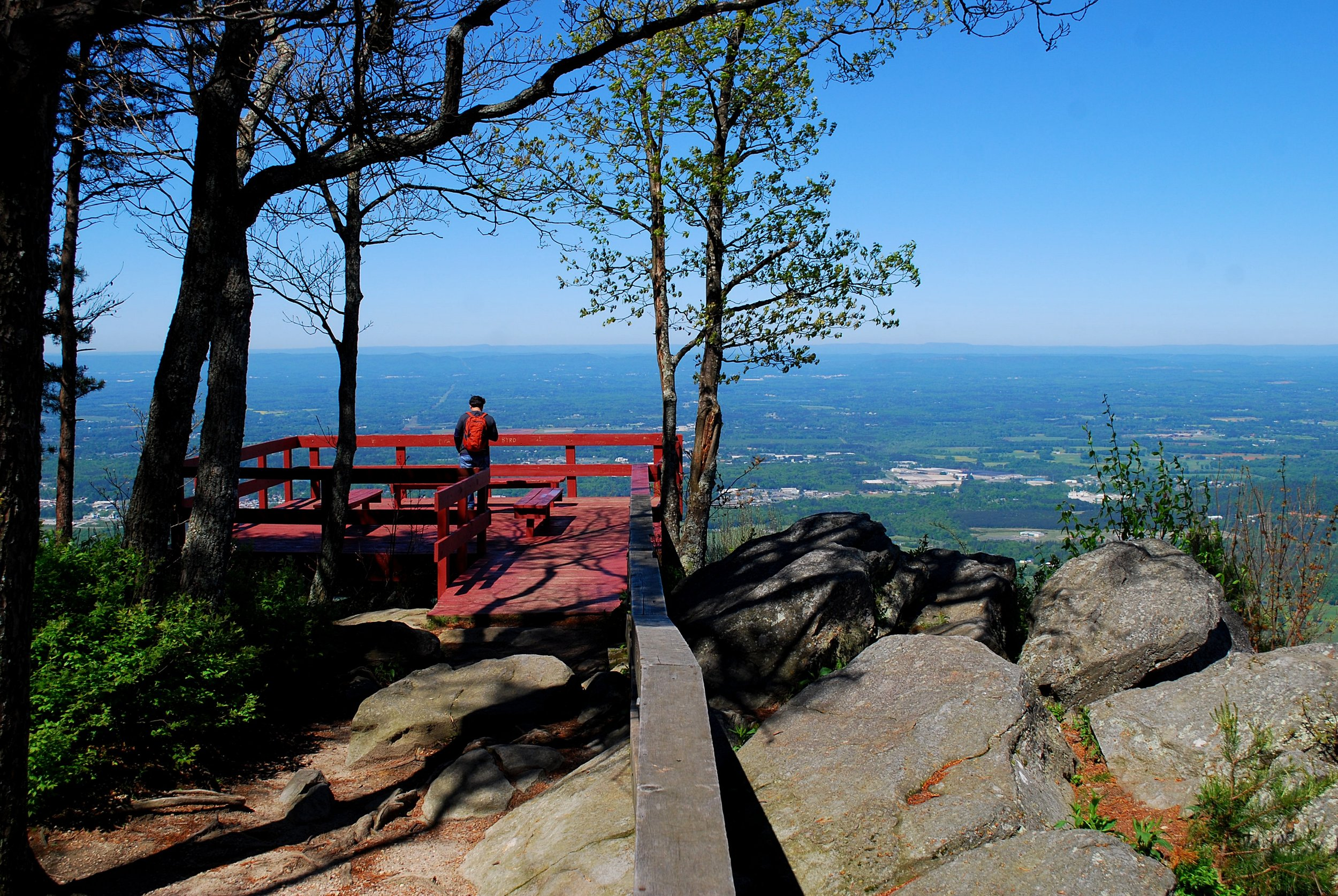The West Overlook. Photo: Bob Butters