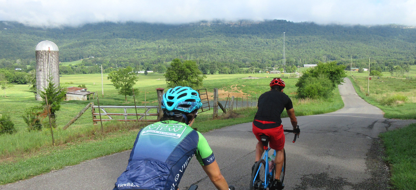 Sequatchie Valley route | Photo: Shannon Burke, Velo View Bike Tours