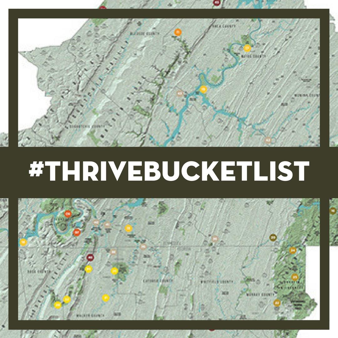 thrivebucketlist