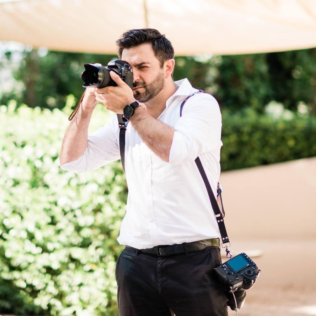"""Christophe Serrano, Fine Art Wedding Photographer  From Toulon, France Available Worldwide   """"Photographe de mariage basé en Provence, je suis en mouvement à travers la France, l'Europe et à l'international. J'attache une grande importance à la création d'un climat de confiance, complice, simple. De nature bout-en-train, je prends facilement la main si le besoin s'en fait sentir le jour J. Bien plus qu'un photographe, je serais votre complice, celui qui vous accompagnera afin que la magie emplisse votre journée et la rende exceptionnelle."""""""