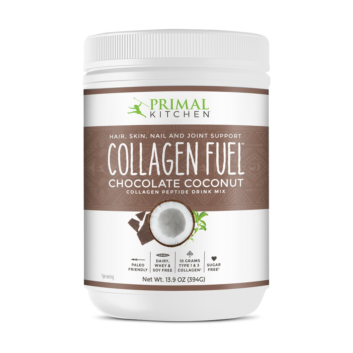 Chocolate Collagen Fuel