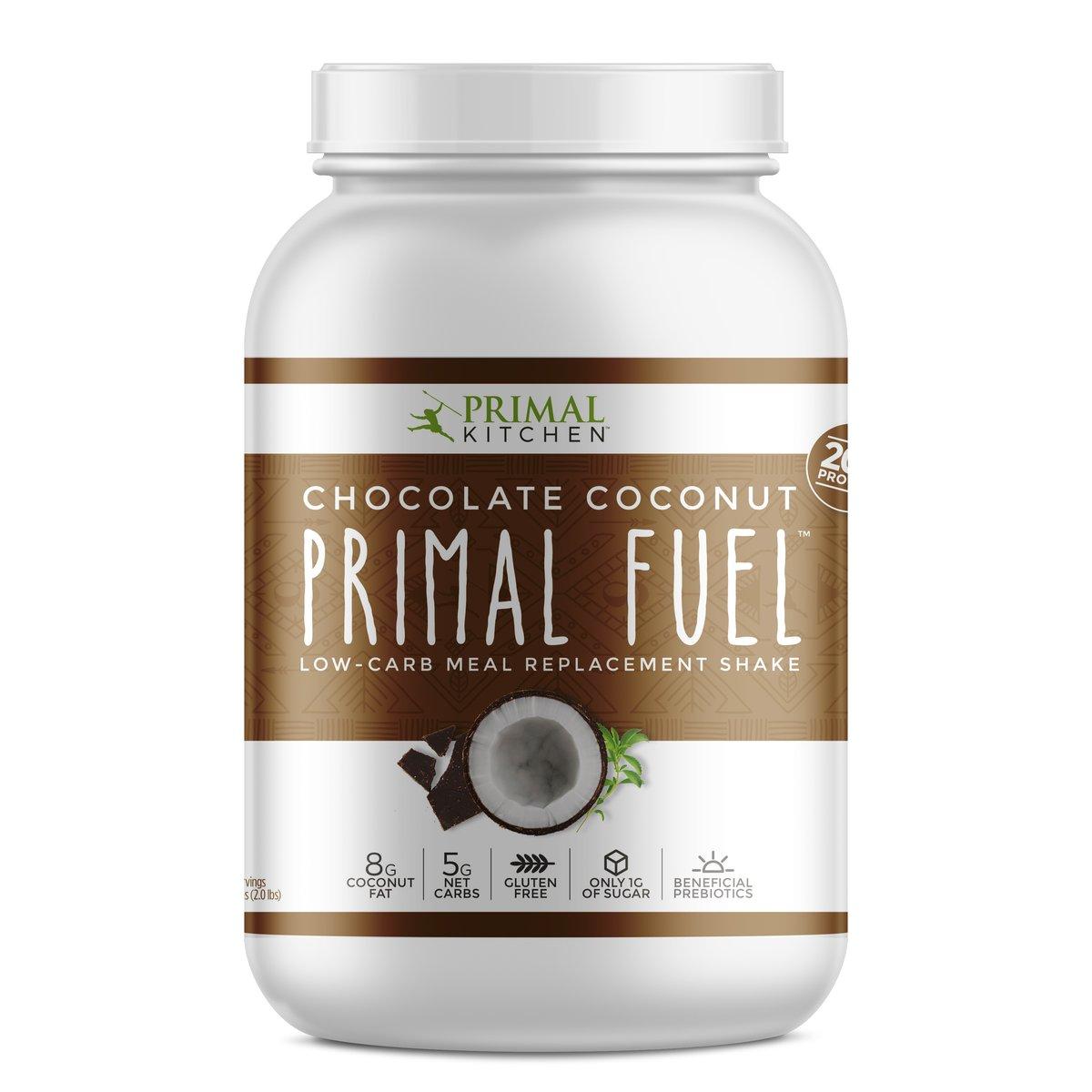 Chocolate Primal Fuel