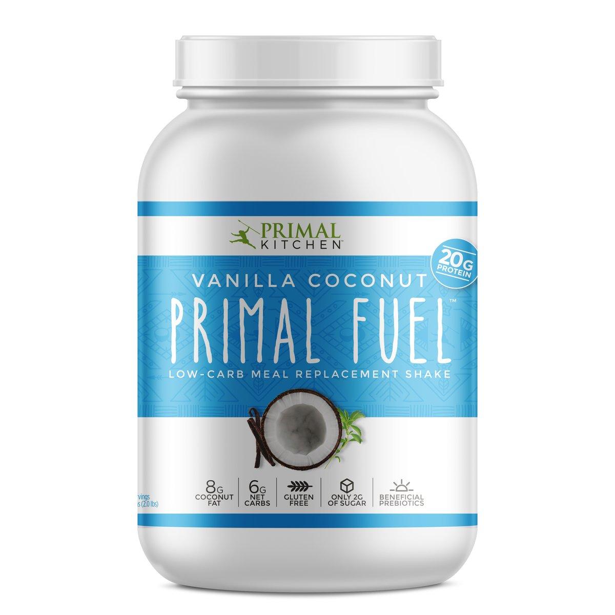 Vanilla Primal Fuel