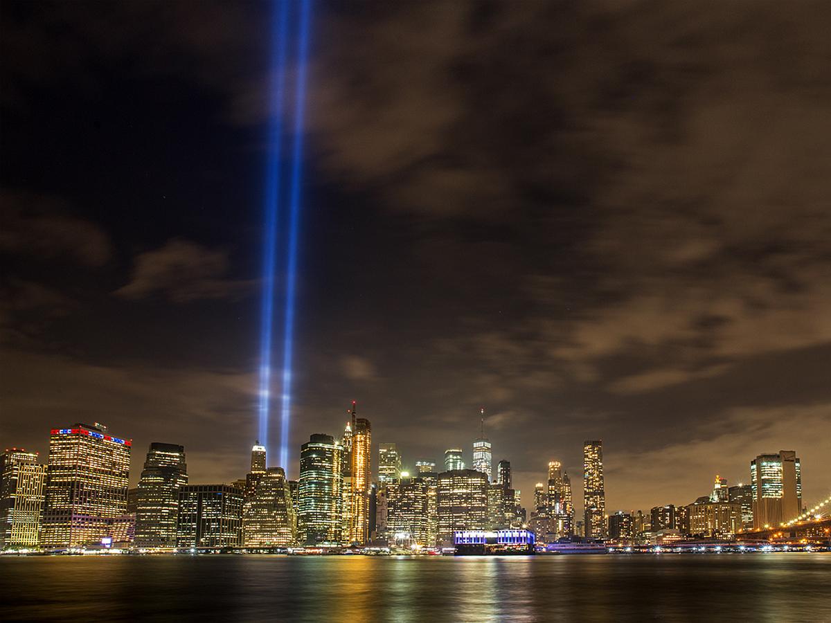 nyc 09/11 memorial - SEPTEMBER 2018