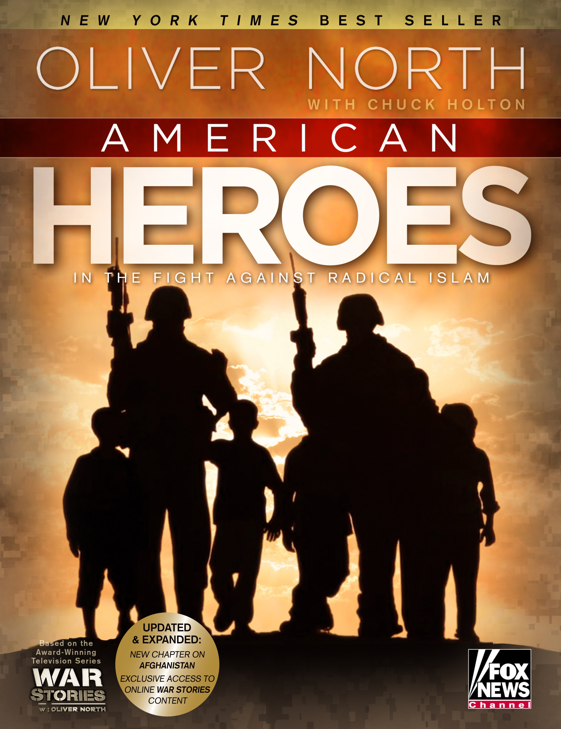 American Heroes in the Fight Against Radical Islam - Buy Now