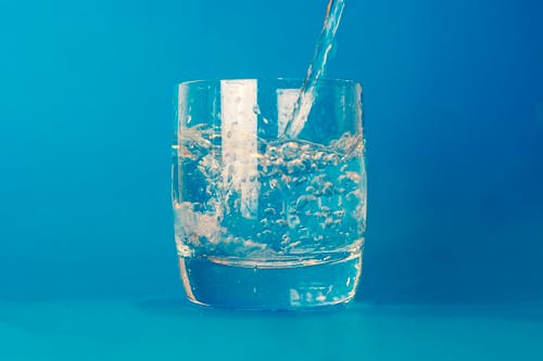 Mmmm..Clean Fresh Water