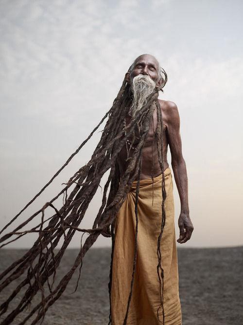 Photo of Lal Baba of Varanasi by Joey L