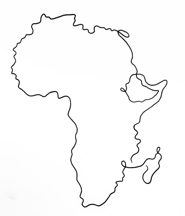 One line africa.JPG