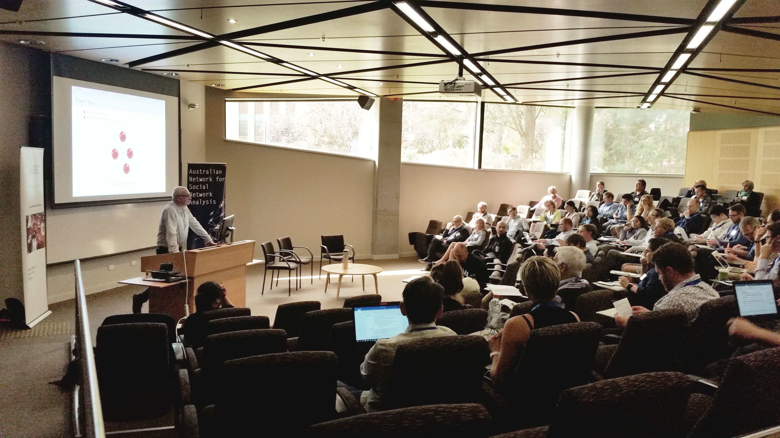 Keynote talk: Social Networks: a Multilevel Perspective