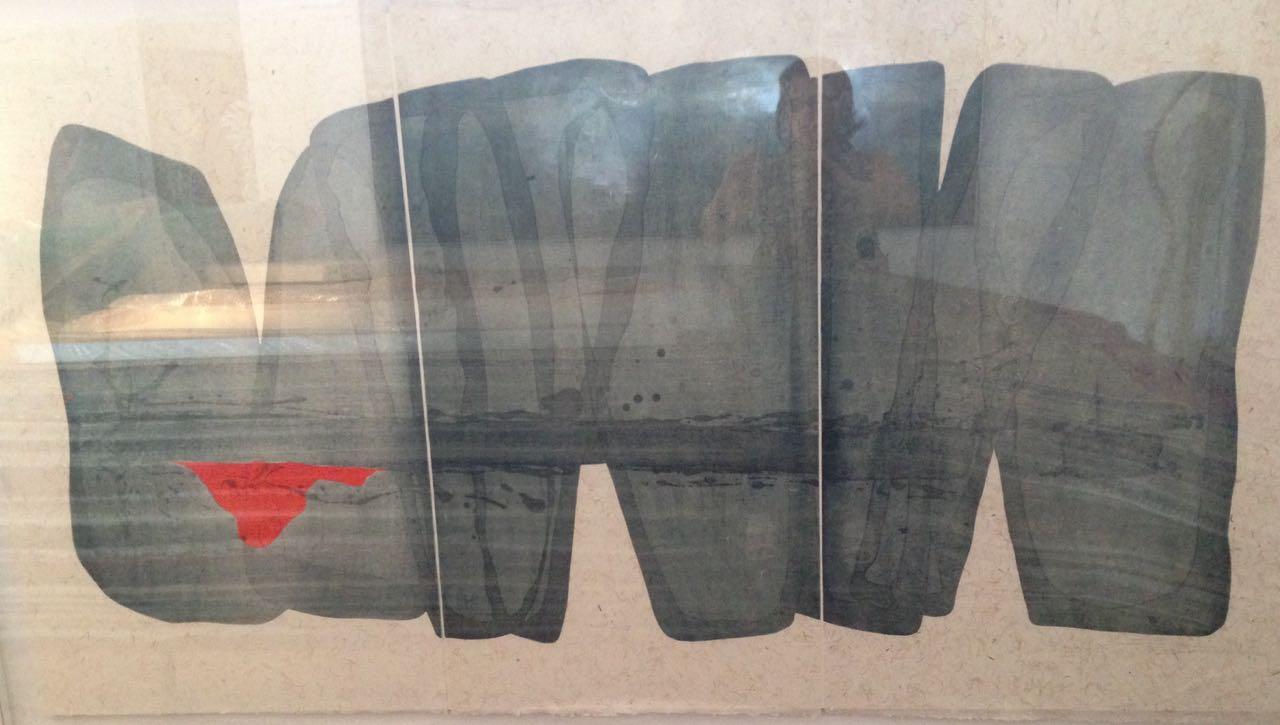 AR 1709 - Gilberto Salvador - 100 x 180 -S-t - 1992 - 11-30 - Gravura sobre Papel Artesanal.jpg