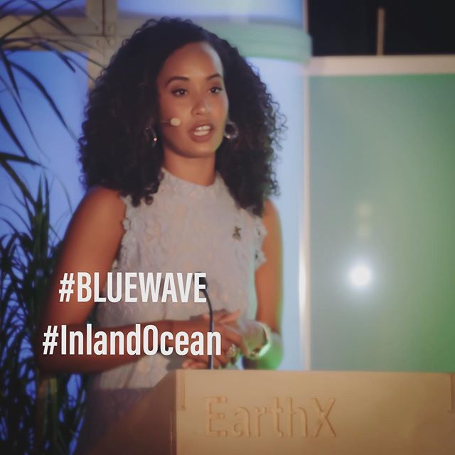 From Summit 🏔 to Sea 🌊 - we're an Ocean Planet 🌎 a WATER 💧 Planet. It's not too late to turn the tide - if we stand TOGETHER! #theoceanisrising #andsoarewe  #inlandocean #bluewave #ocean #waterislife #unstoppable #climatejustice #islandnation #ittakesavillage #onepeople #oneplanet #plasticfree #plasticpollutes
