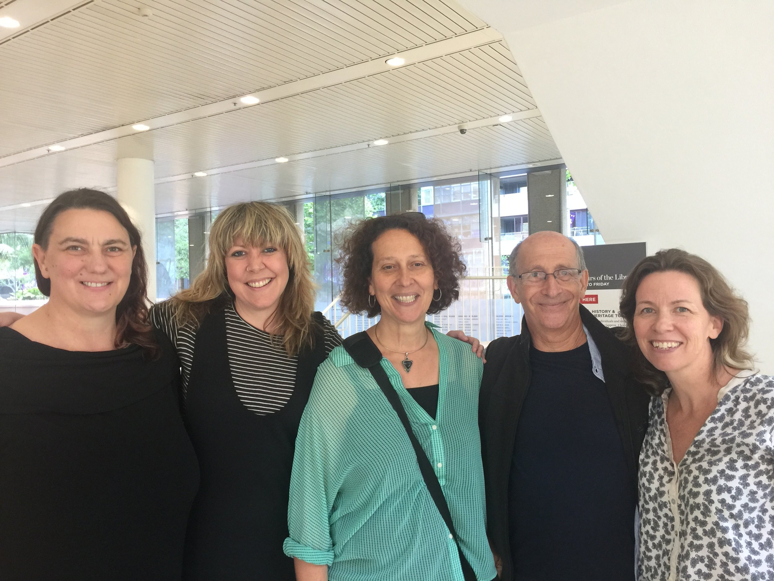 November 30, 2017 - Here are some reflections from one of the first NCCF meetings.The GroundSwell team met Stephen and Marika (from Community Care Northern Beaches) at the NSW State Library to dream up Compassionate Communities and how that might look in Sydney's Northern Beaches.It was a great discussion covering a lot of ground - what is compassionate communities? How will it work in this community? How do we tackle the challenge of harnessing community interest without being too prescriptive as to what the project will look like?The Northern Beaches GroundBreakers are important to the project as it will be a bit of a testing ground for us in terms of initial events and resources we develop. They will be having their first Community meeting to launch this work on Thursday the 12th of April at Dee Why RSL.
