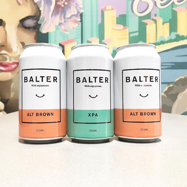When great design and amazing beer come together, that's always a win in our books!  Friday arvo's at The Good Studio (unofficially) sponsored by @balterbrewers since 2017 ✌🏻 📷Via @balterbrewers  #balter #balterbrewery #beer #friday #arvos #weekend #design #branding #fun #surf #sunshinecoast #winddown #knockoff #acheive #designer #webdesign #goldcoast #delicious