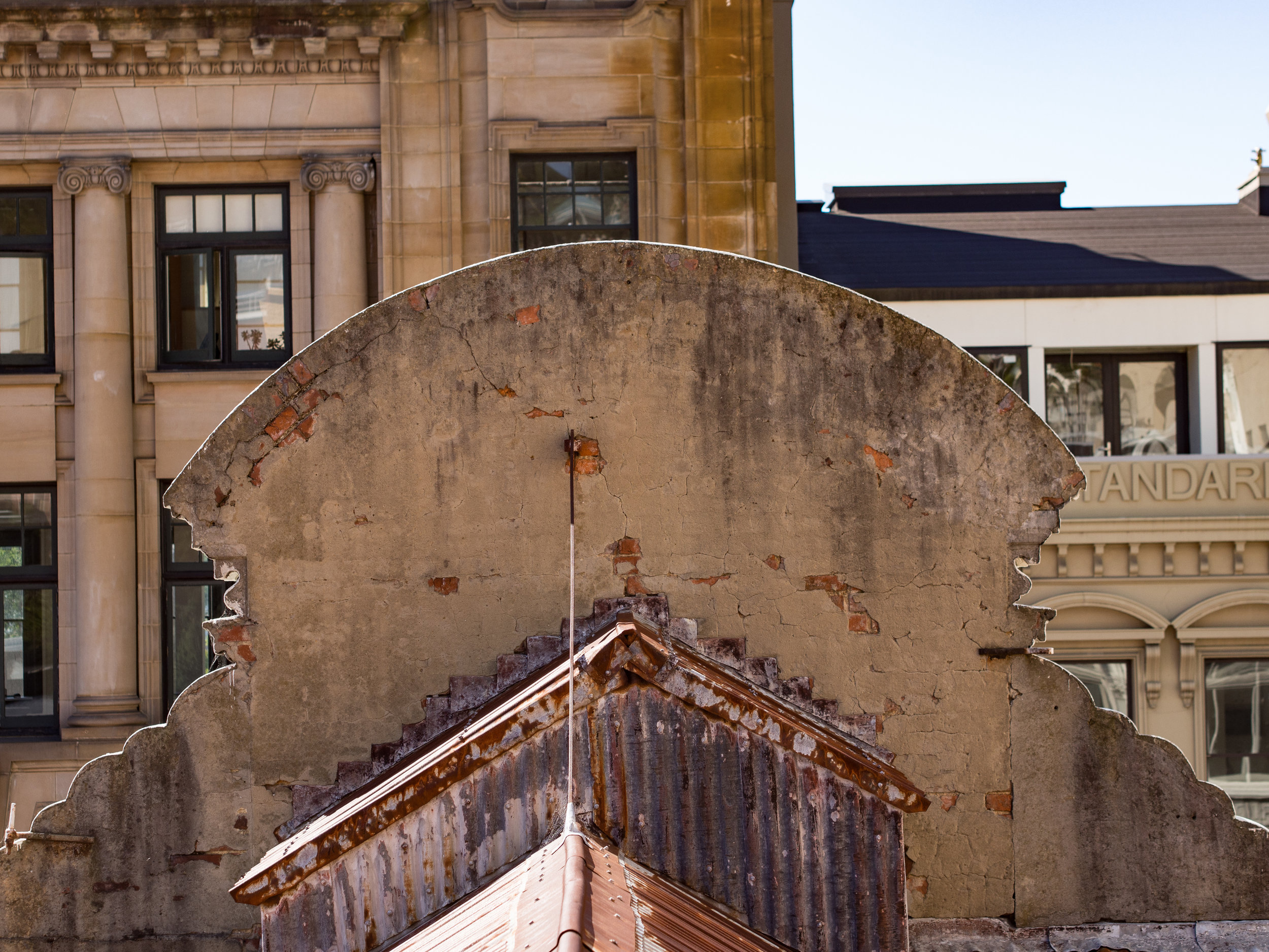 rustic heritage buildings Dunedin