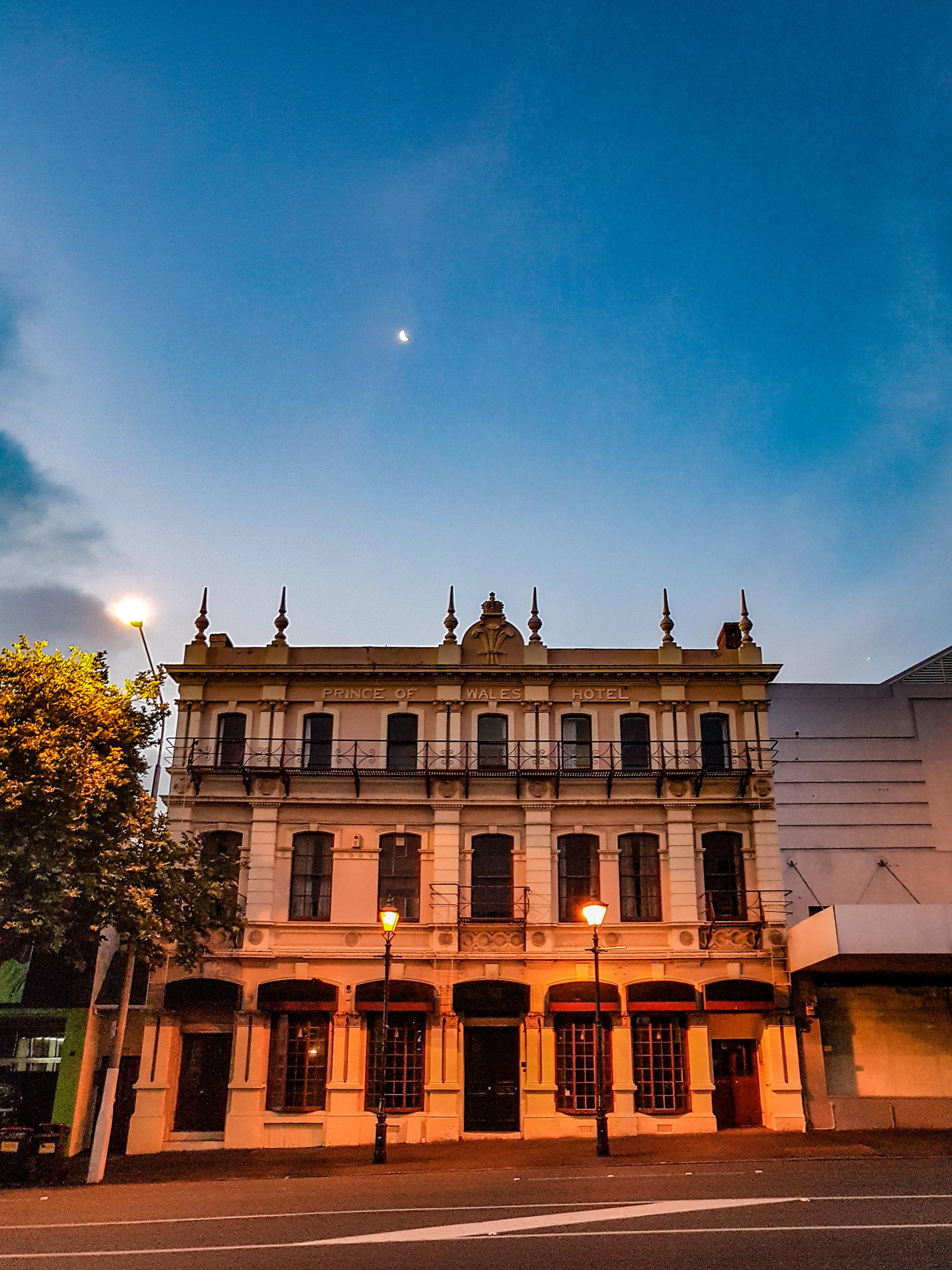 Heritage buildings Dunedin