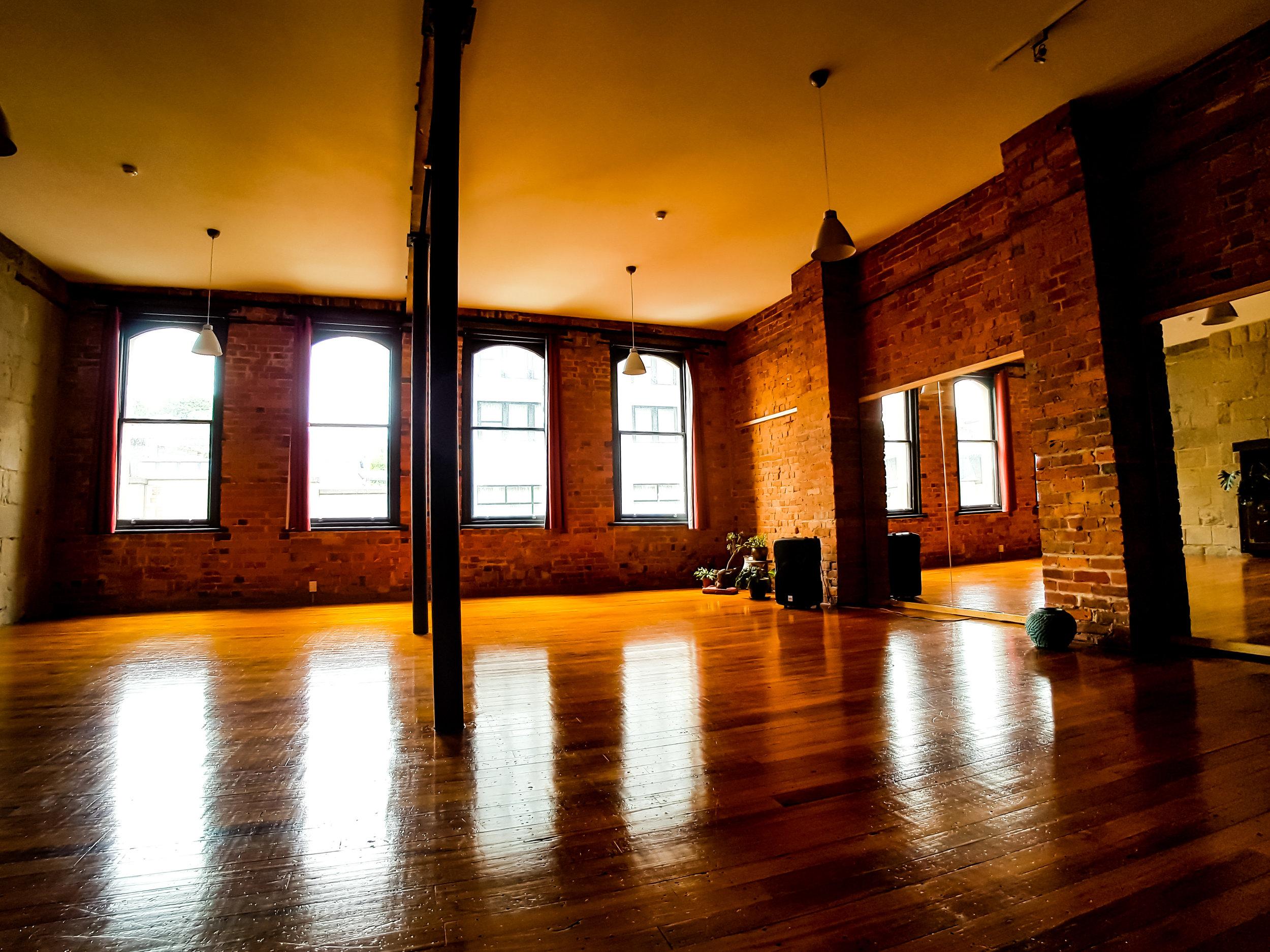 Dunedin studio
