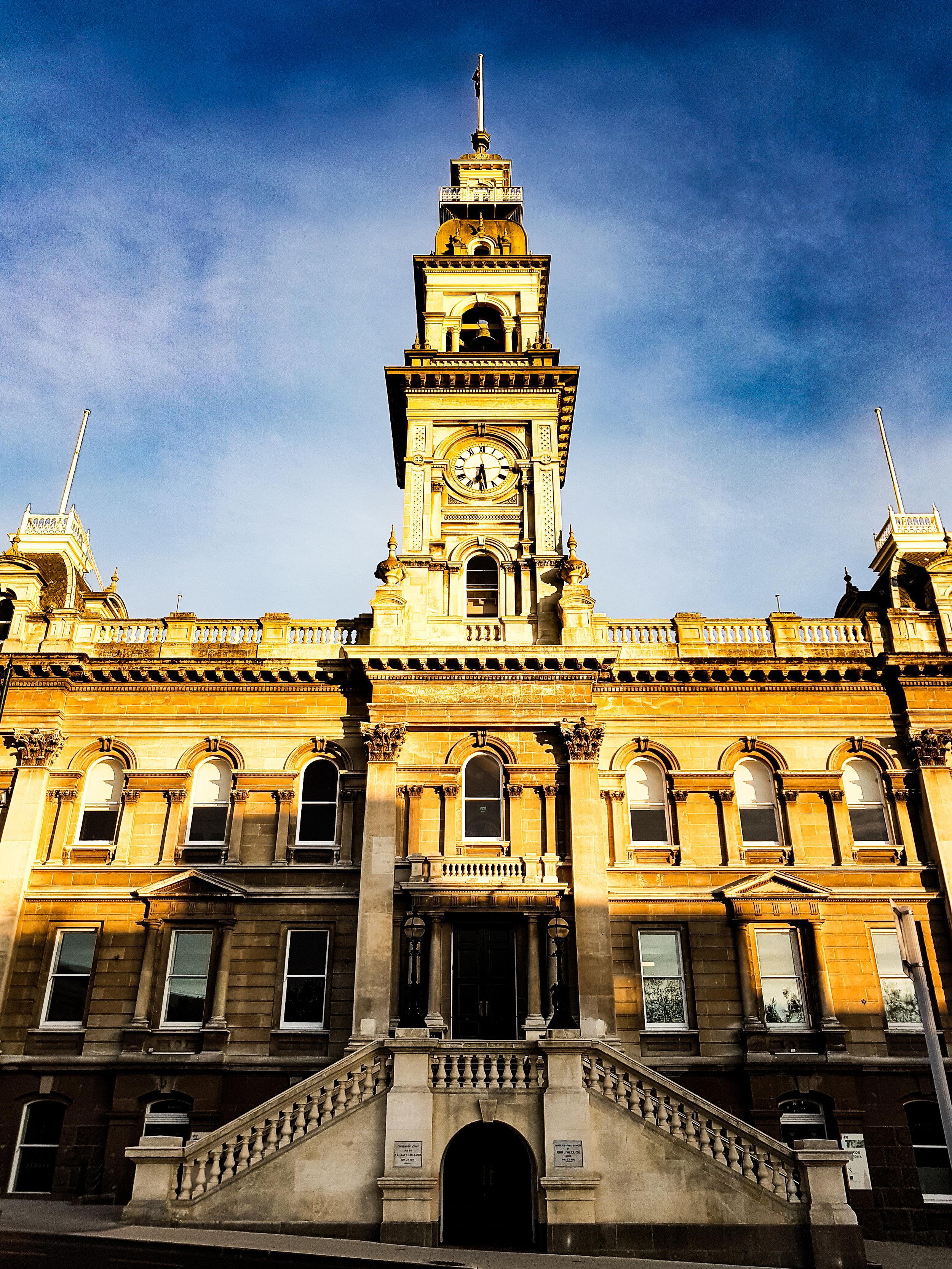 Municipal chambers Dunedin