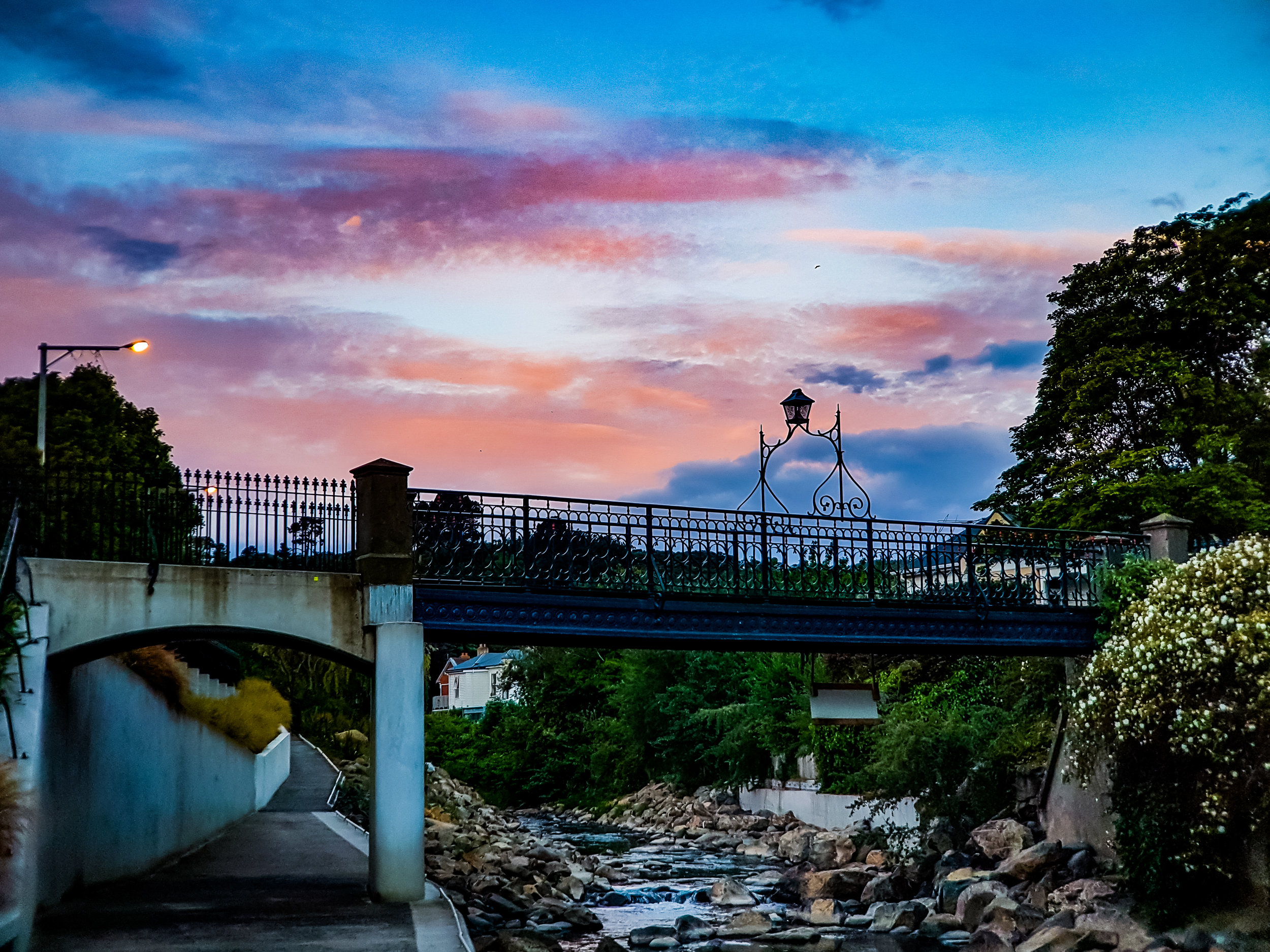 Dunedin bridge