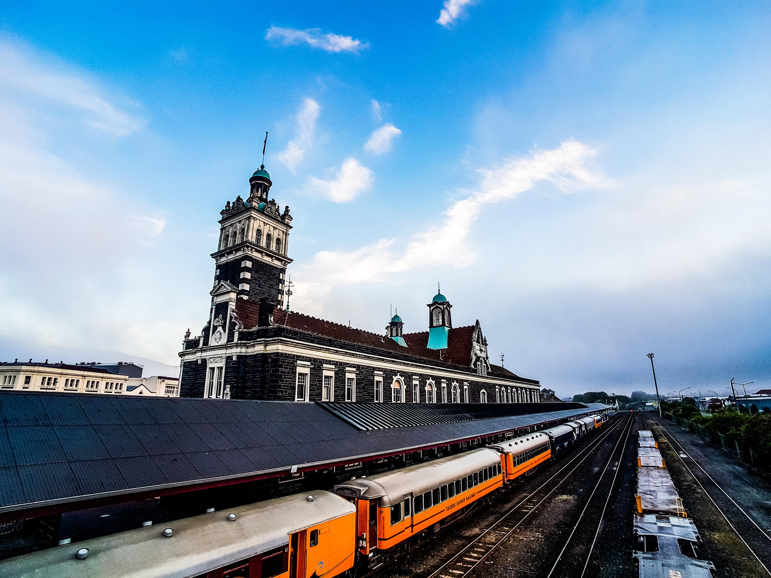 43.  Along the tracks - Dunedin Railway Station 20171030.jpg