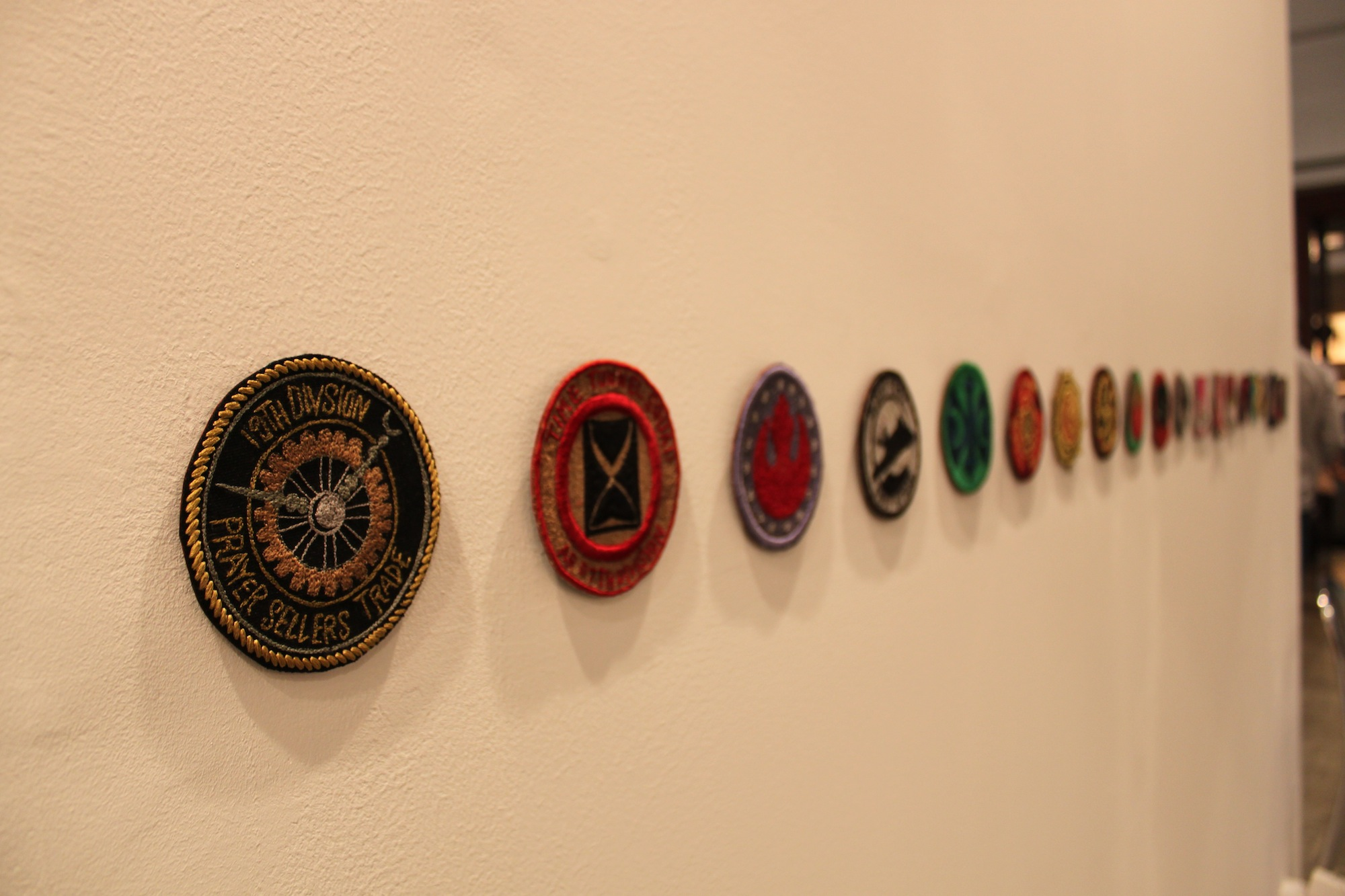 Installation view  Art Dubai 2012