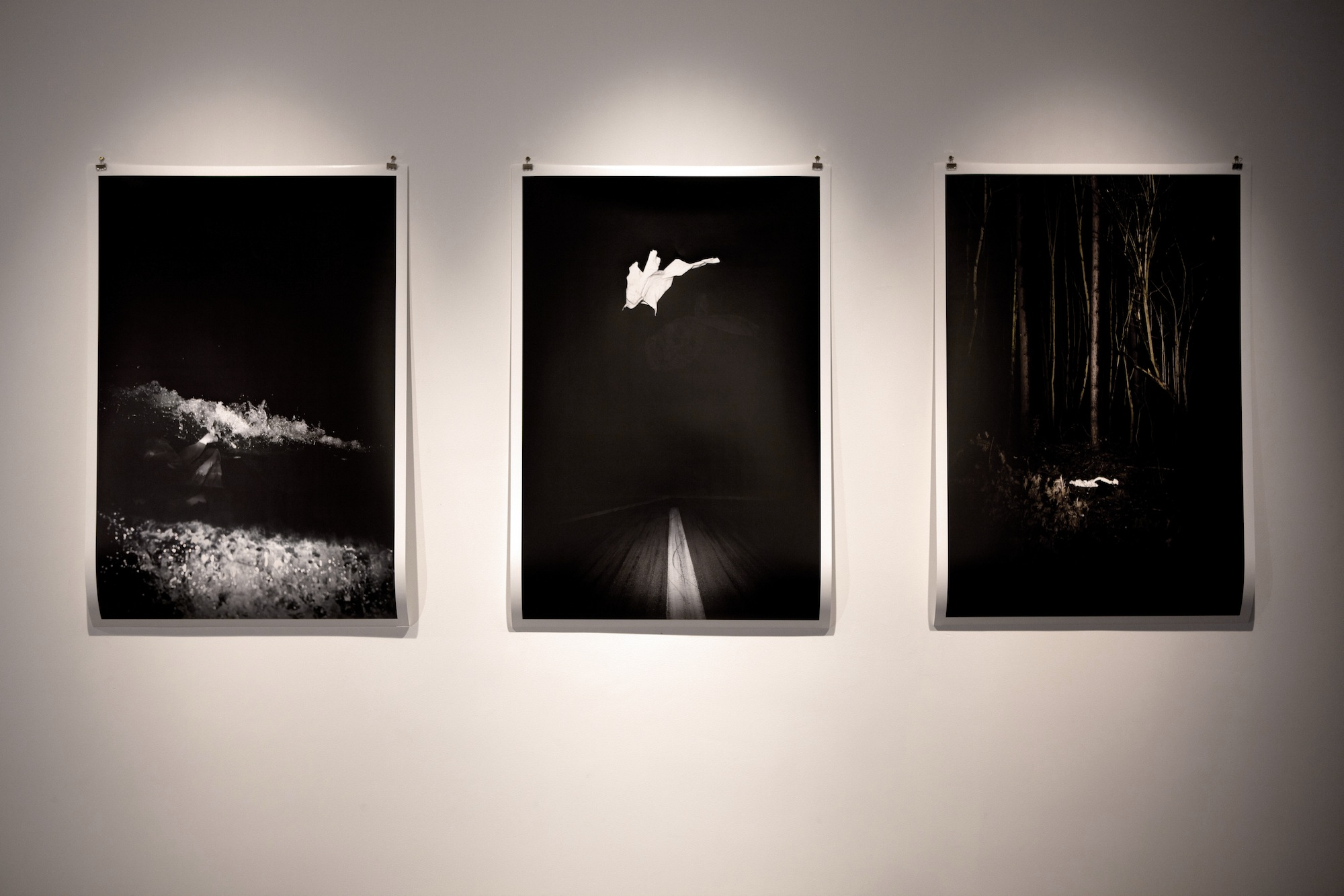 Niklas Goldbach  Means of Escape 2012 Digital pigment prints on baryt paper  120 x 80 cm (each) Edition 3 + 2 AP