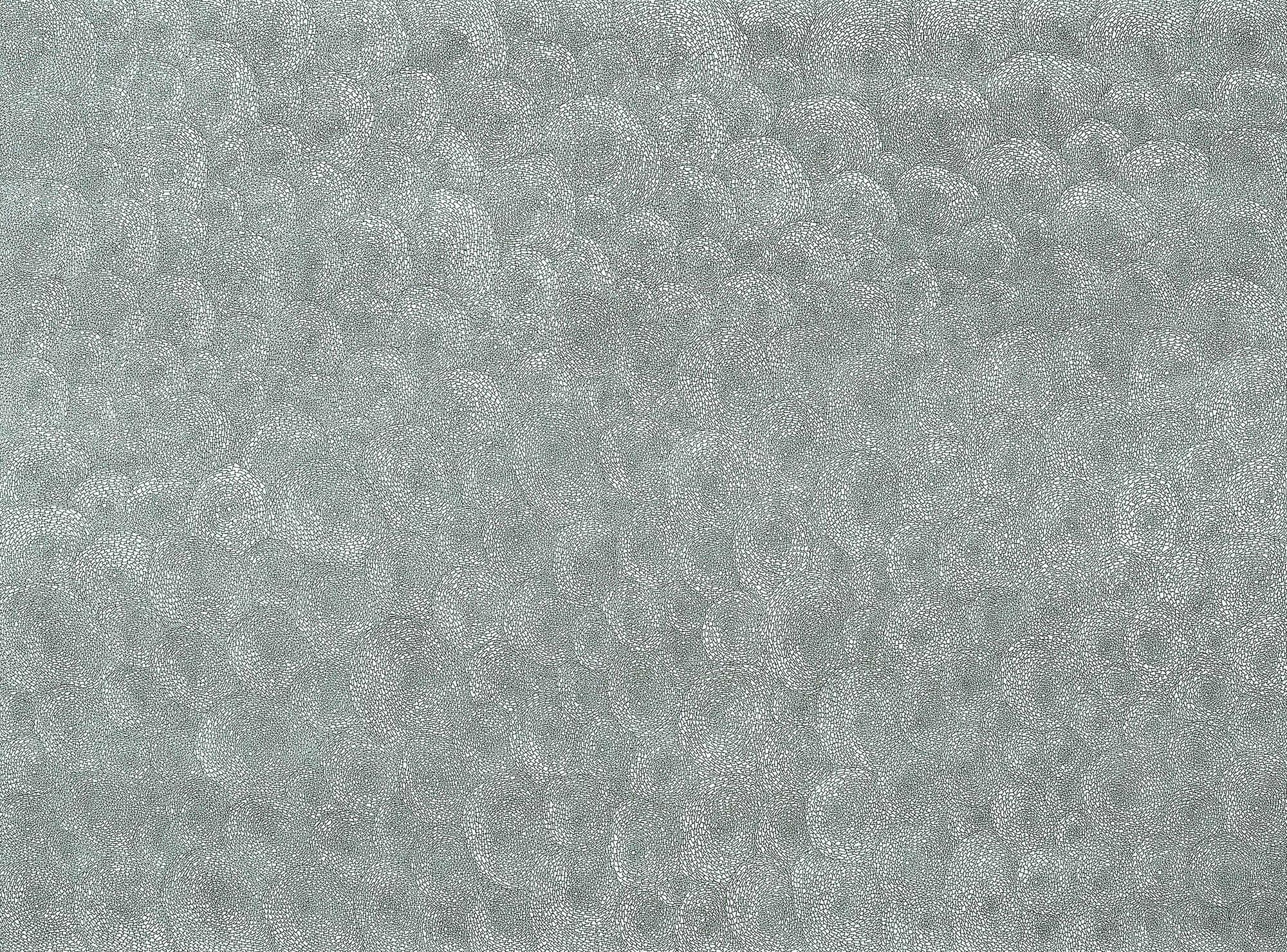 World of spheres 2013 Felt tip pen on paper 56.5 cm x 76 cm