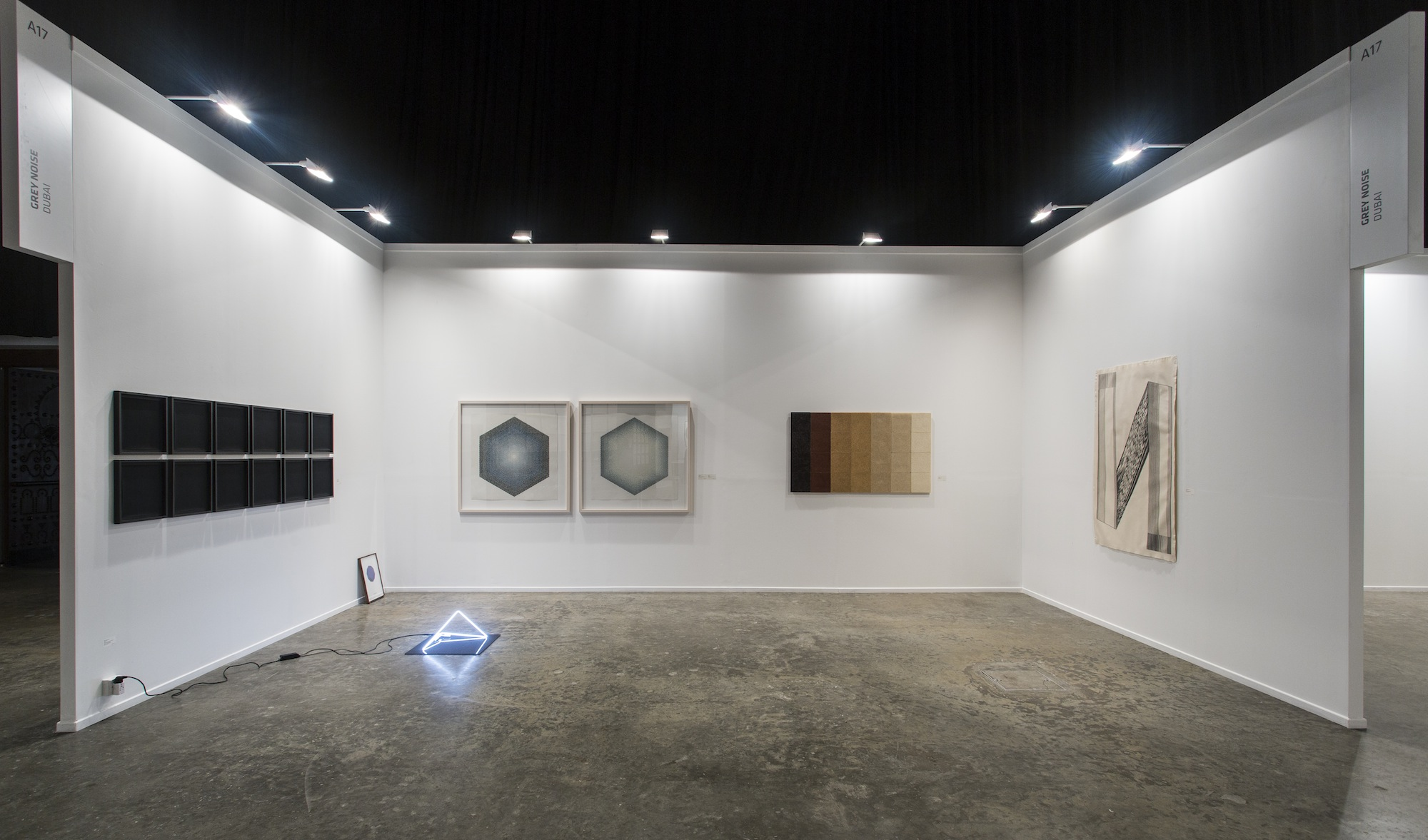 Installation view / Art Dubai 2014
