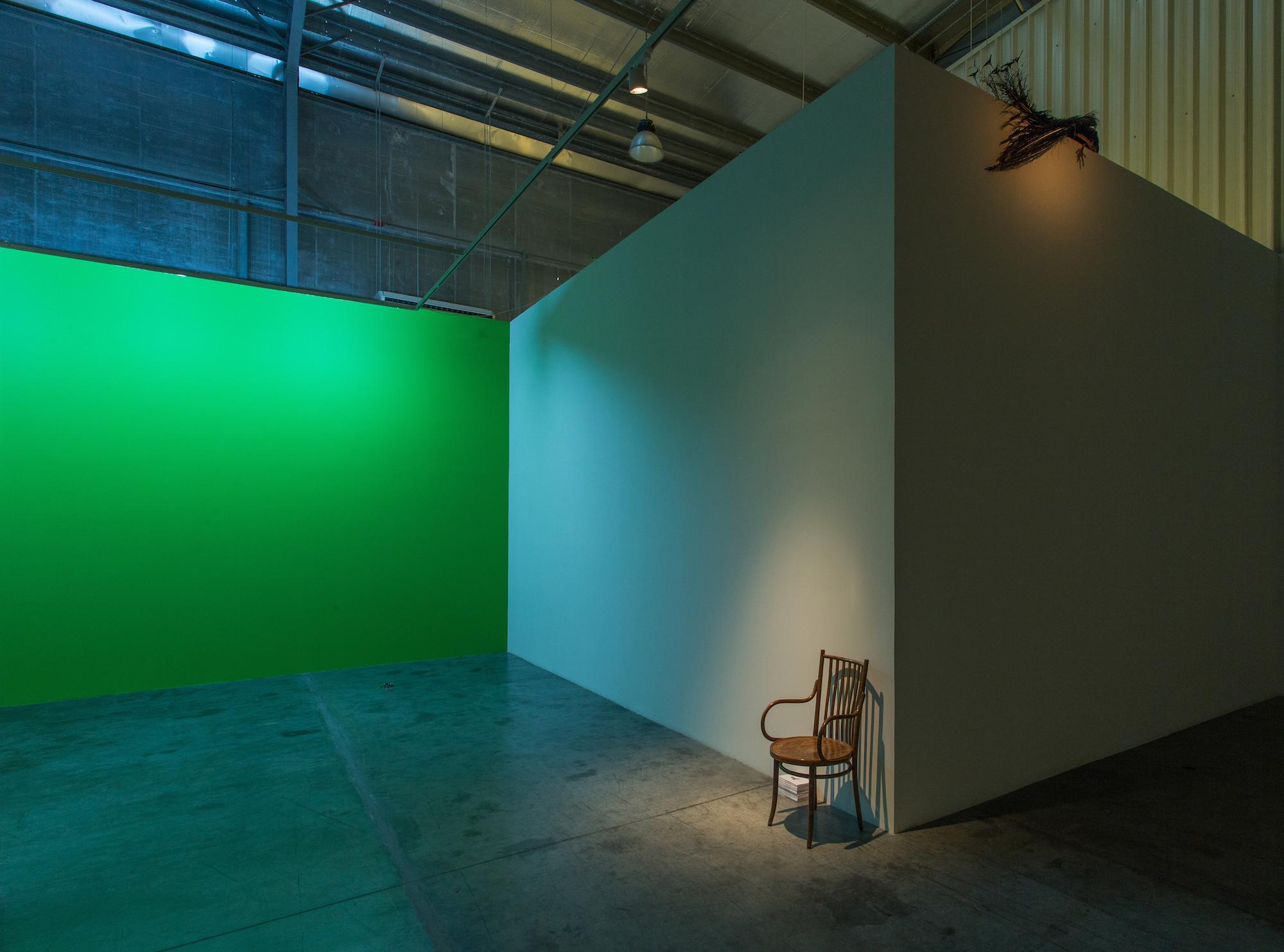Installation view / Hassan Matar