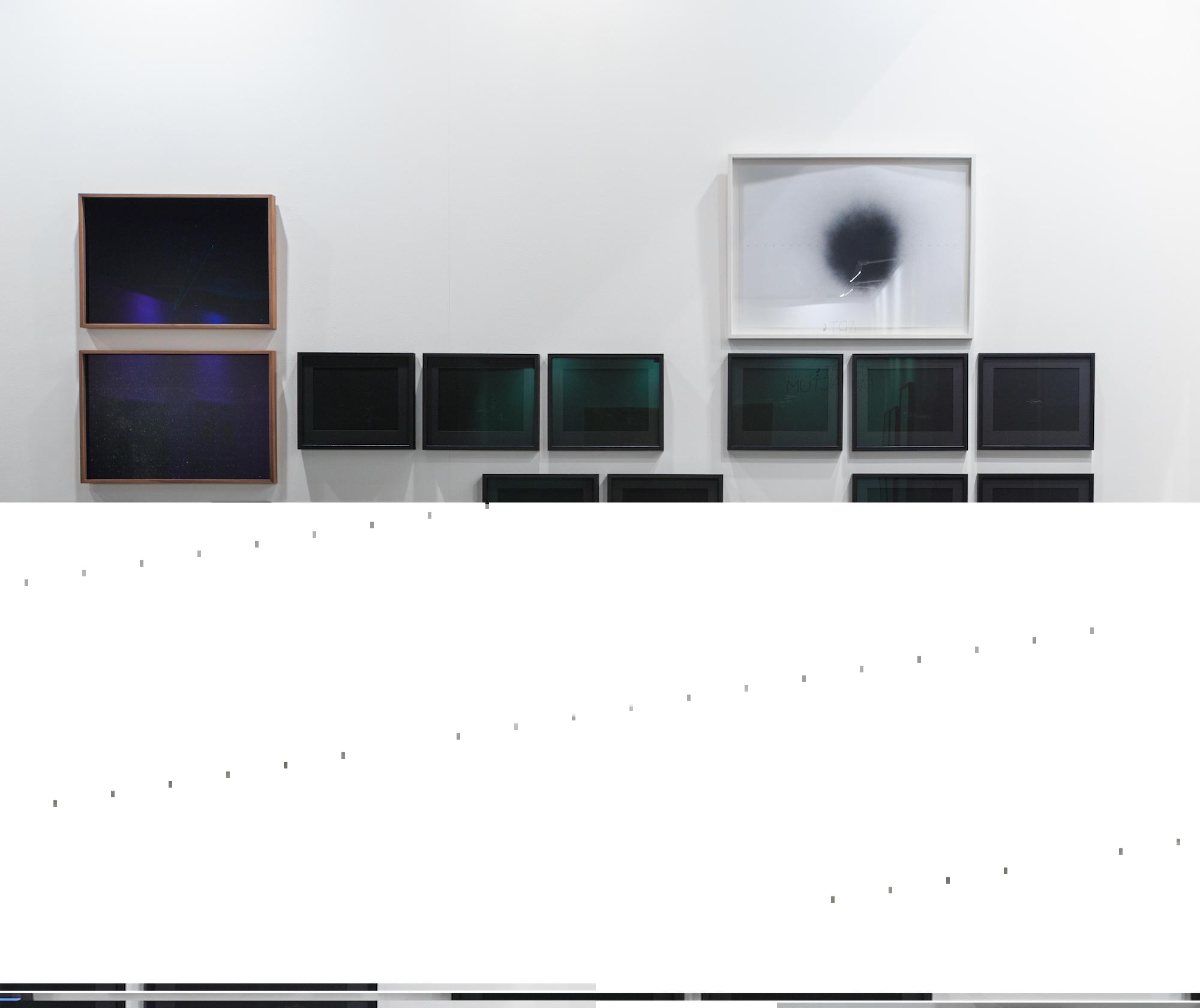 Installation view / ART DUBAI 2015
