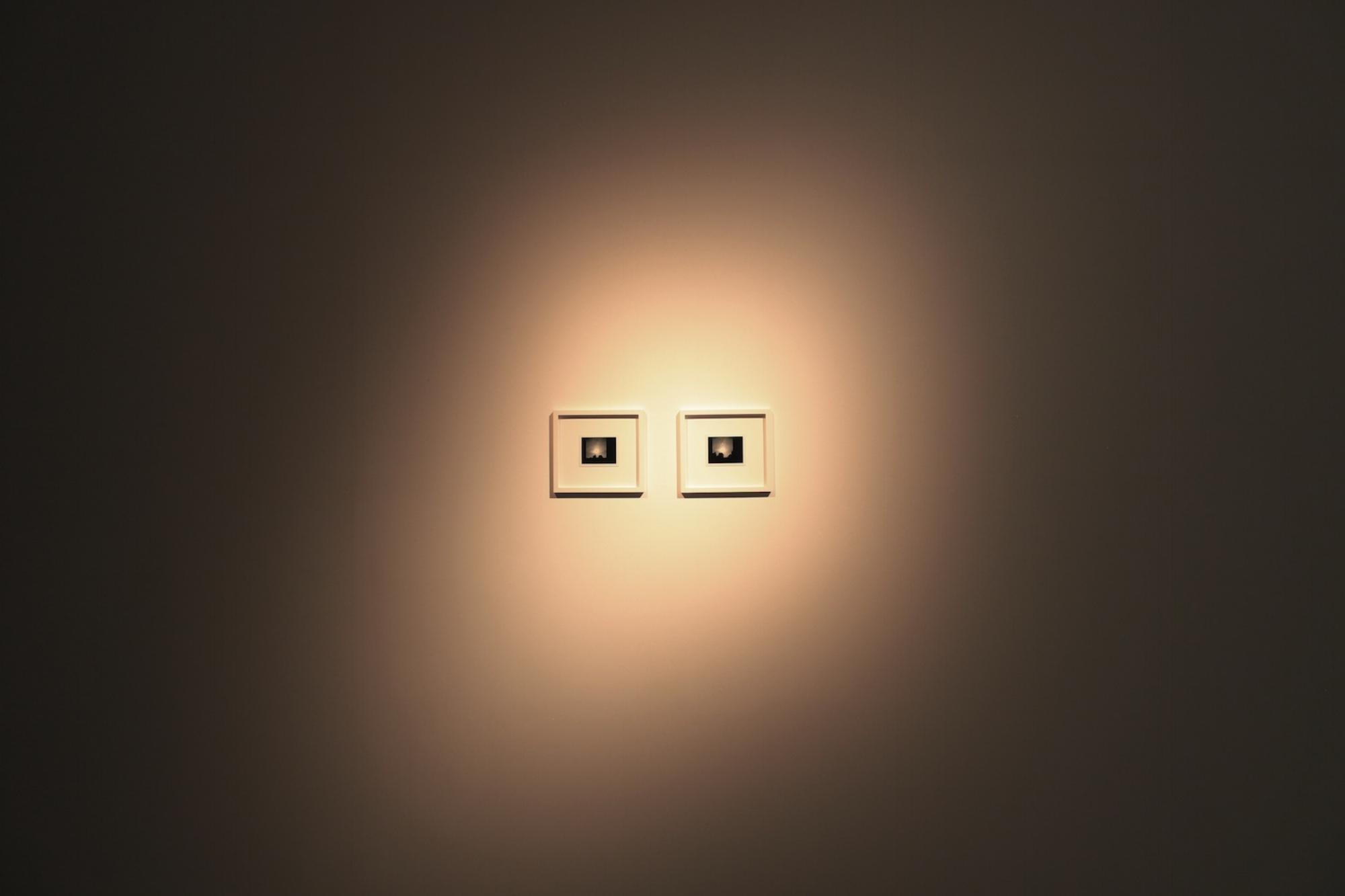 Installation view / Understanding Magnetism
