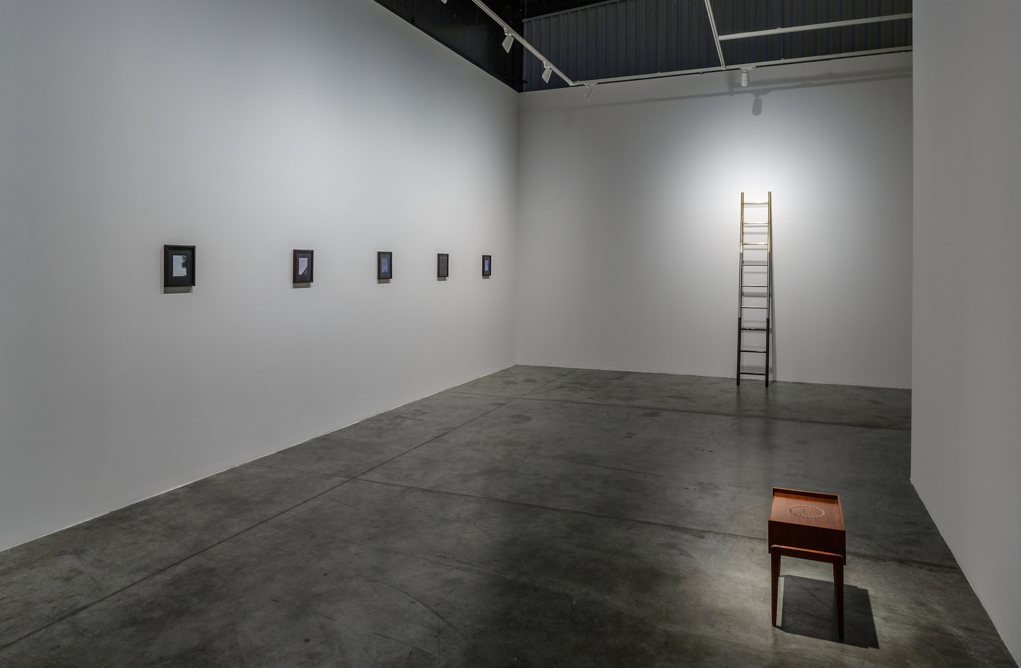Installation view / The Shape of Distance