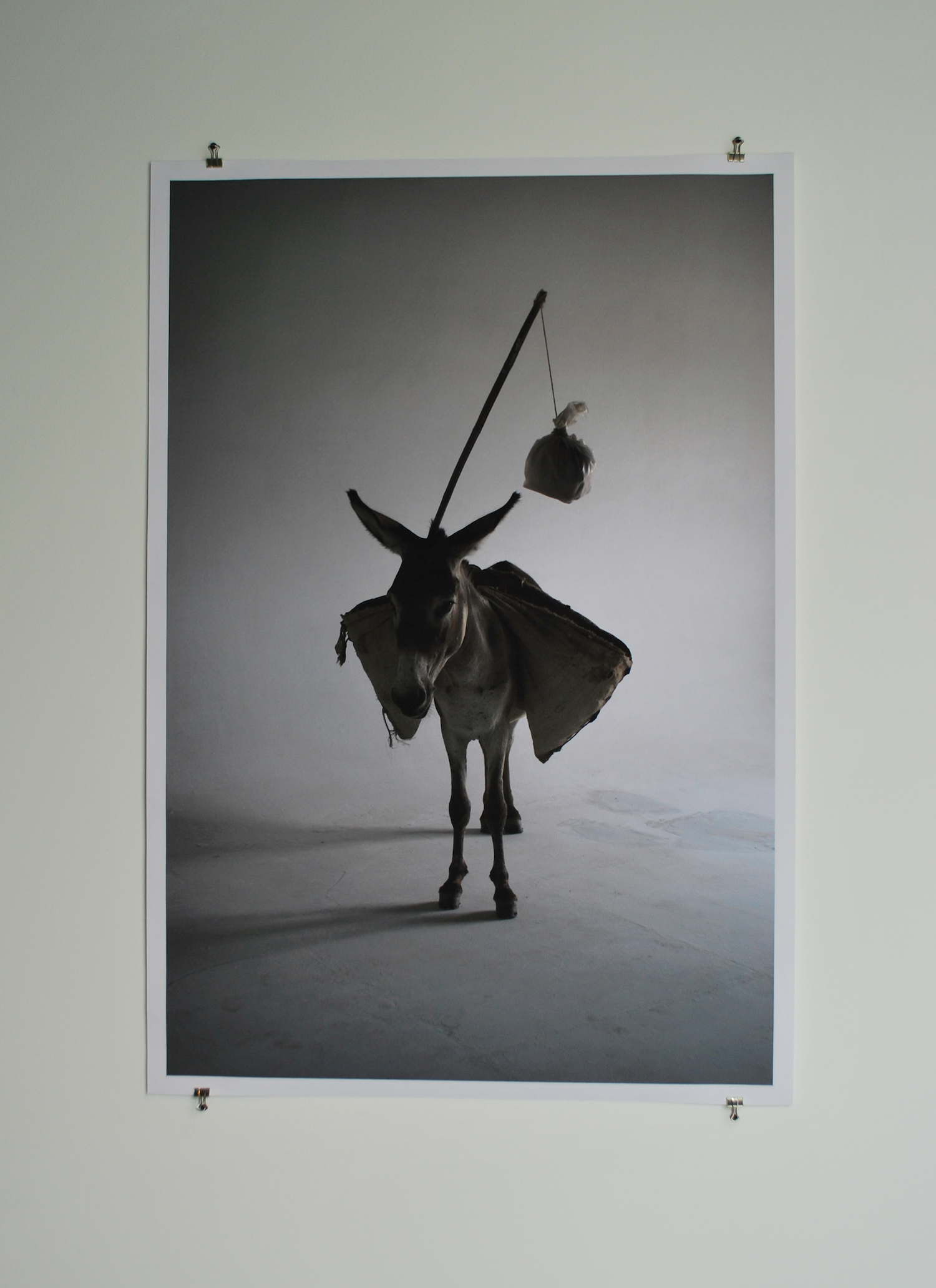 Ehsan Ul Haq  God of Reason 2010 Ink jet print on archival paper 76.2 x 114.3 cm Edition of 3 + 1 AP