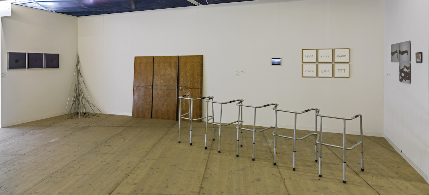 Installation view  Liste 18 Basel, Switzerland