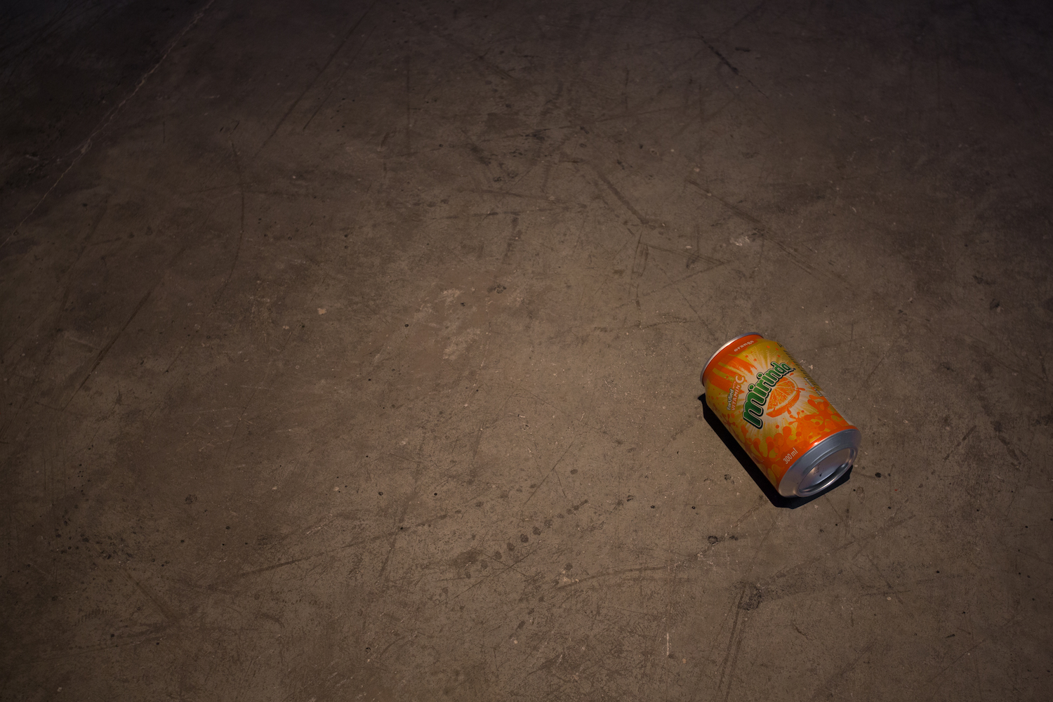 Lantian Xie  Dubayygeists - Spilled Mirinda (commissioned for the exhibition) 2015