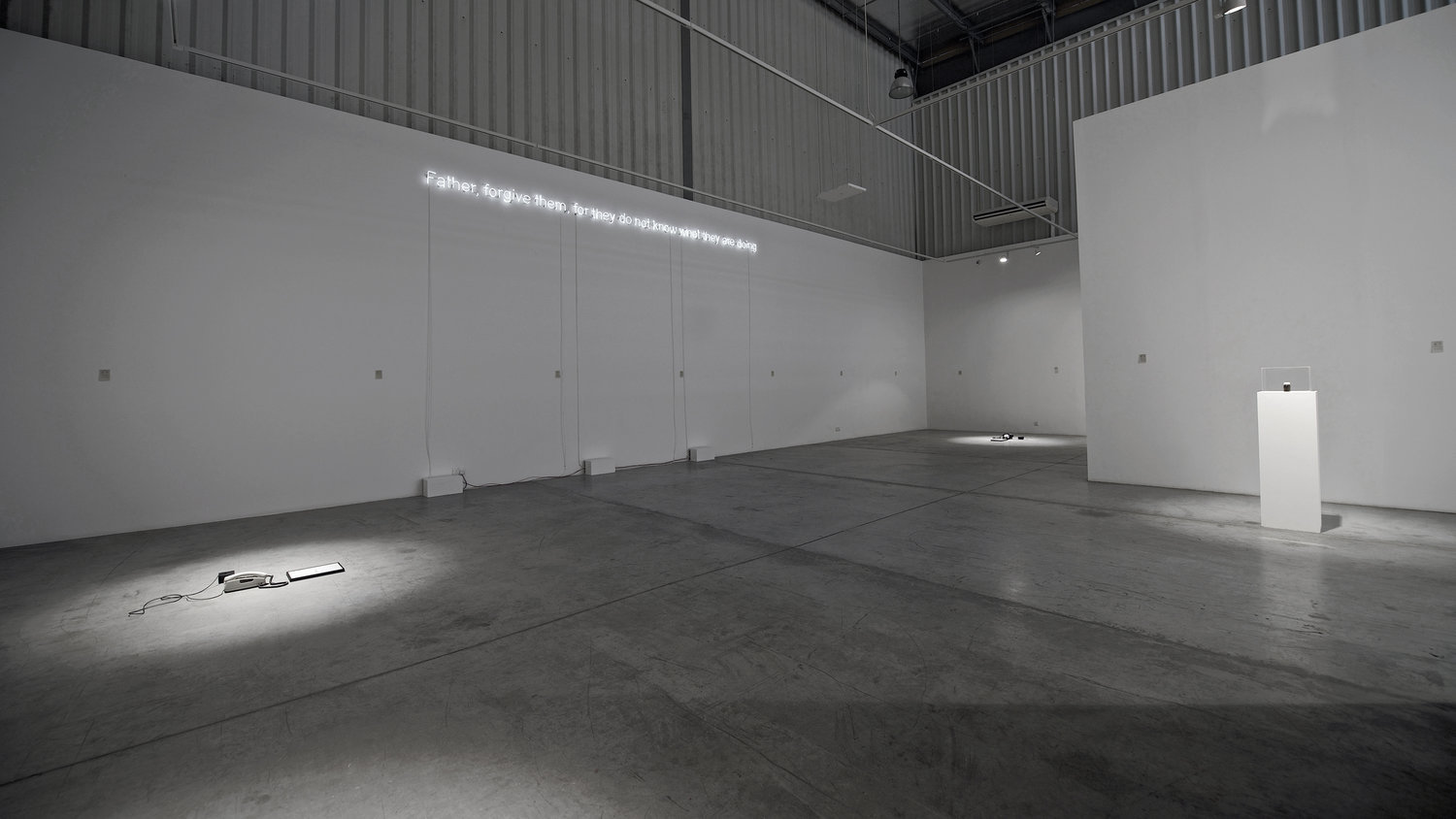Installation view / I guess that dreams are always there