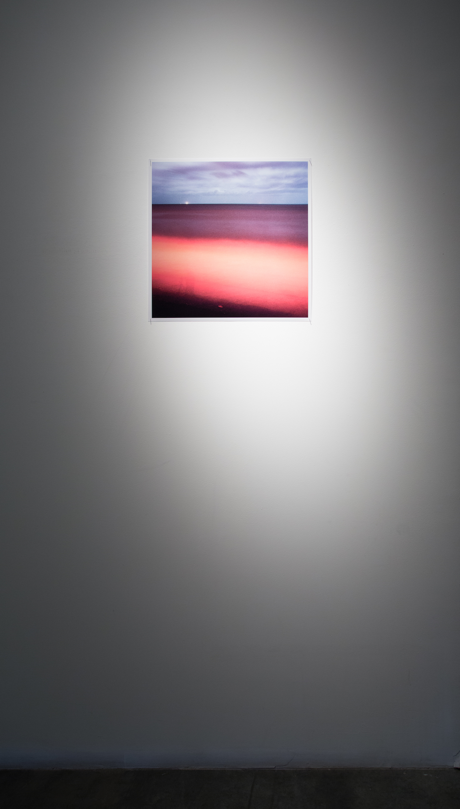 Installation view  Michael John Whelan That we were to wait 2015 C-print 45.5 x 45.5 cm Ed of 5 + 2 AP