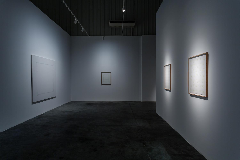 Installation view / New Works, Fahd Burki