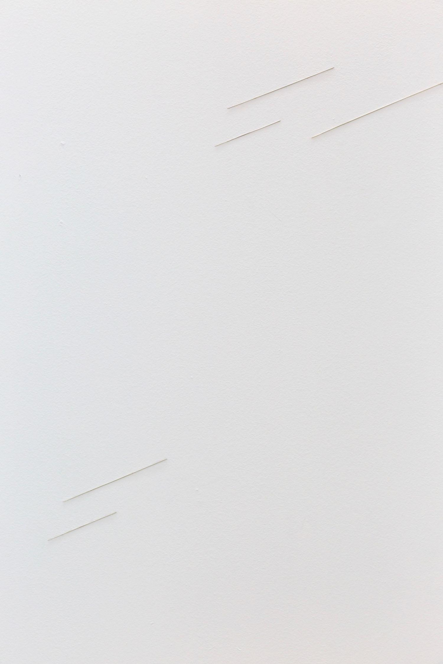Joana Escoval    Rain 2017 Silver Variable dimensions