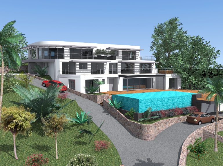VILLA LES ISSAMBRES | Design & Build