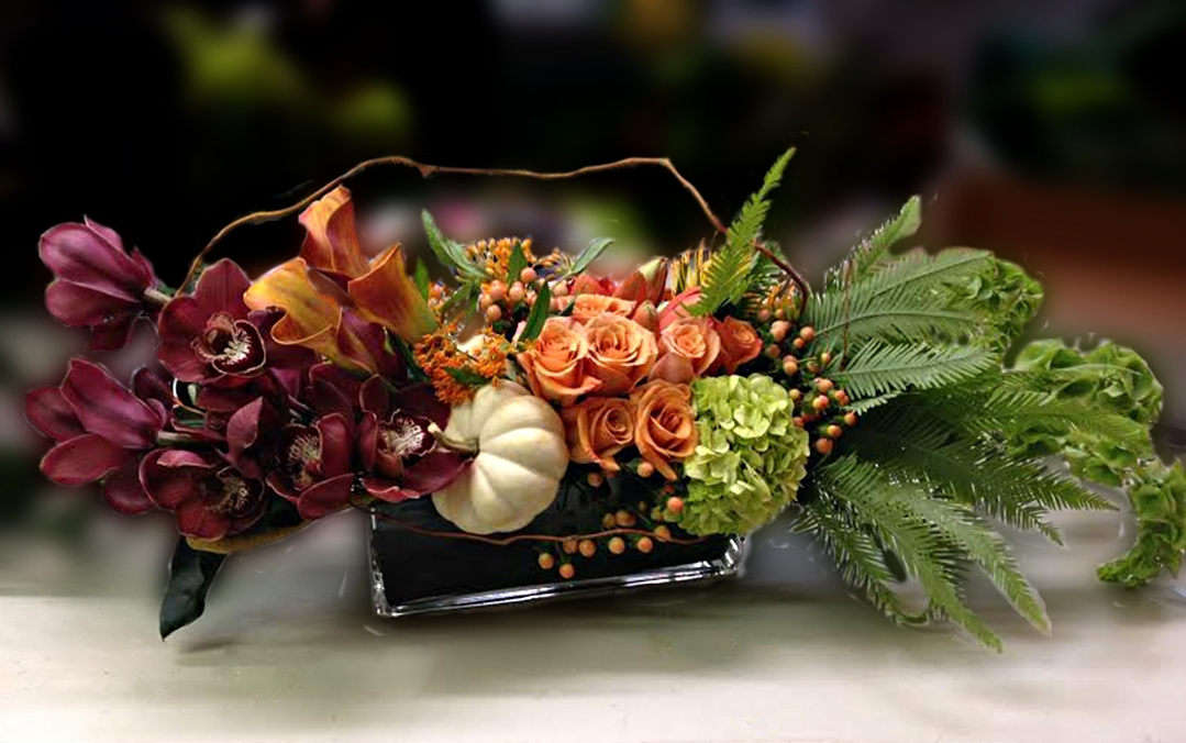 Bouquets & Beyond provides residential flower arrangements for any occasion