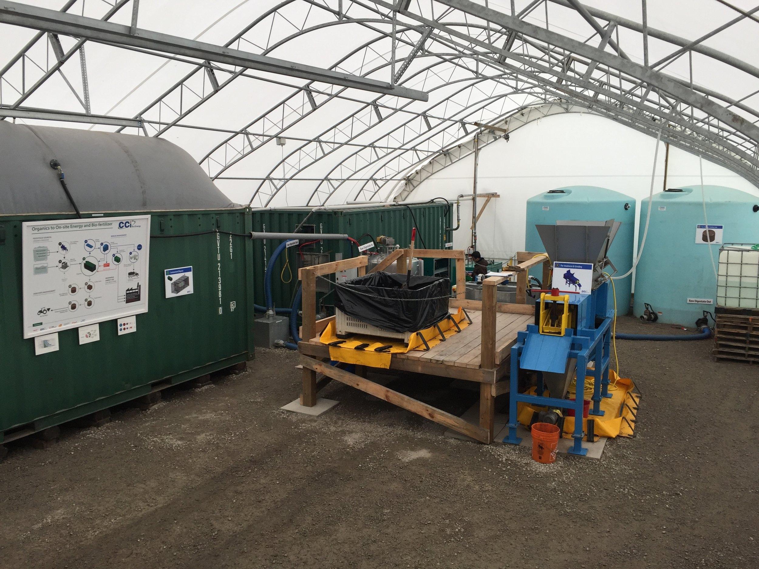 CCI Bioenergy, Canada