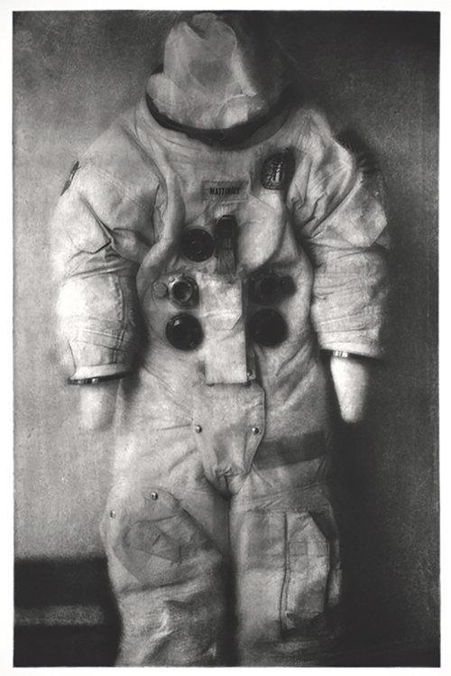 Ken mattingly's apollo xiii space suit - Description of Image