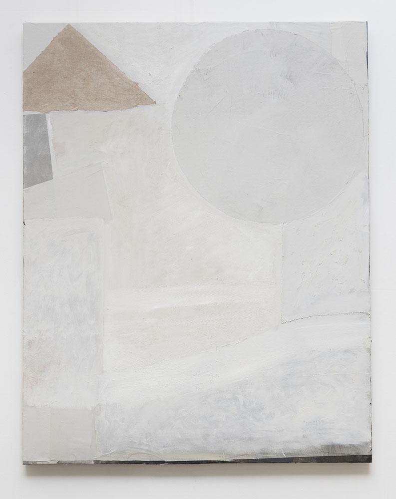 Fog, 140 x 110 cm