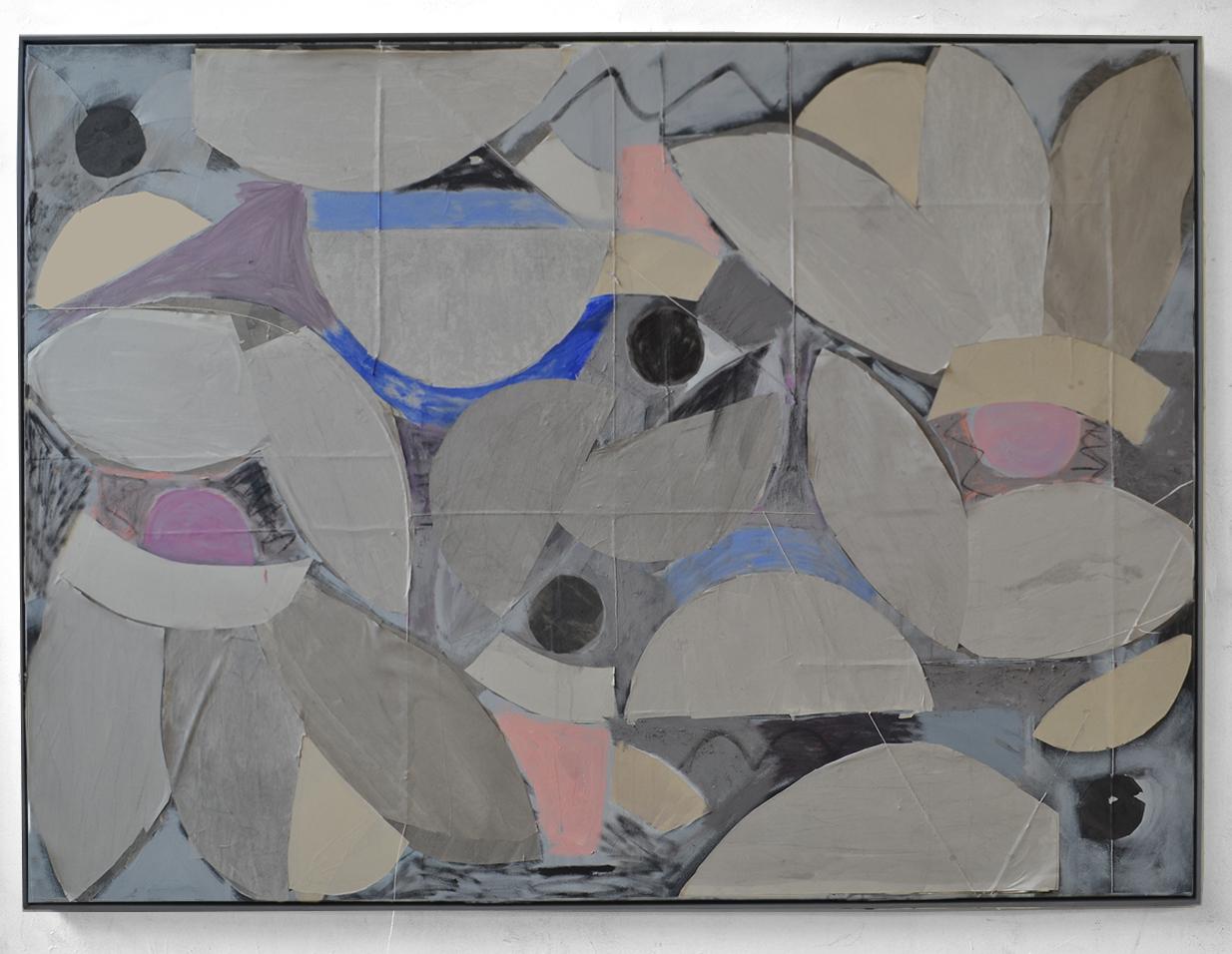 Mirror image, 150 x 205 cm