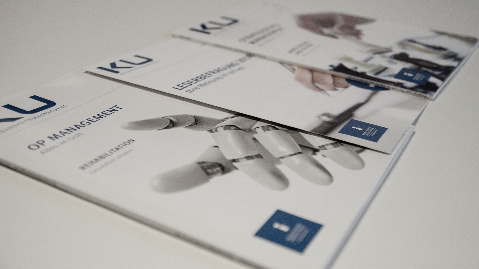 MGO Fachverlage Magazin-Relaunch    zur Referenz