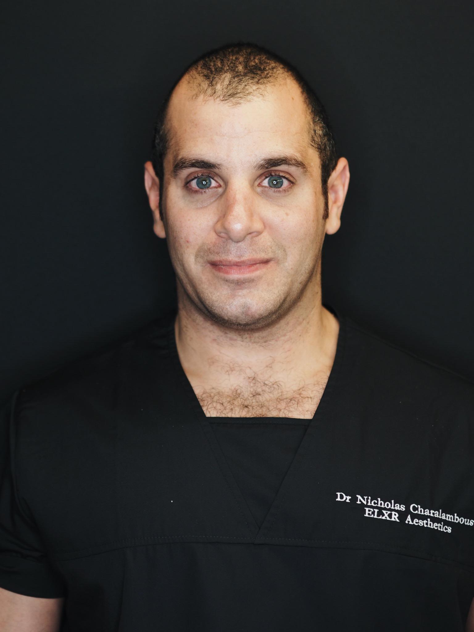 Dr Nicholas Charalambous:   Founder & Medical Director