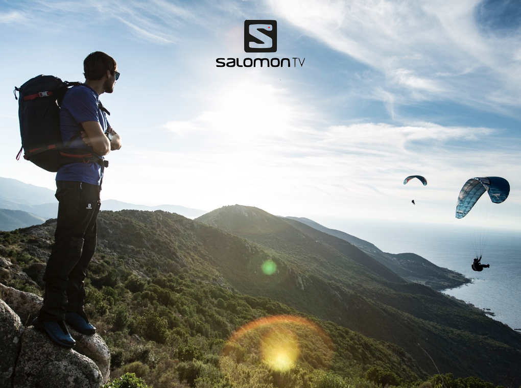 Salomon TV - Available anywhere, anytime. Salomon TV delivers the best outdoor content, directly to you. Get inspired and see the stories of our athletes and friends around the world. You'll find short films, documentaries and sports clips more easily-accessed than ever, on the screen or device of your choice.