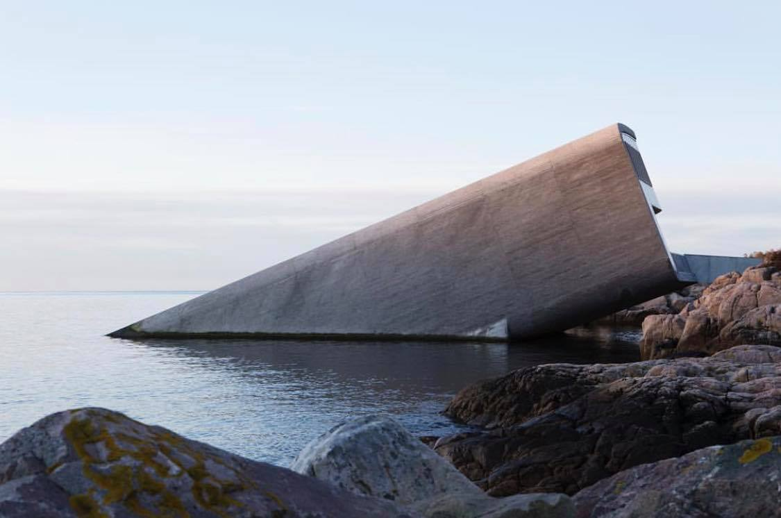 Courtesy of Snohetta and Hestagentur  Images by Ivar Kvaal and Inger Marie Grini